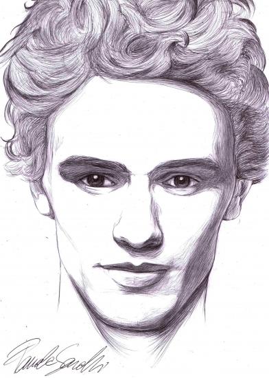James Franco par pamelasea